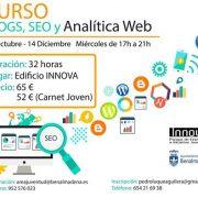 curso blog seo analítica web benalmádena - pedropluque
