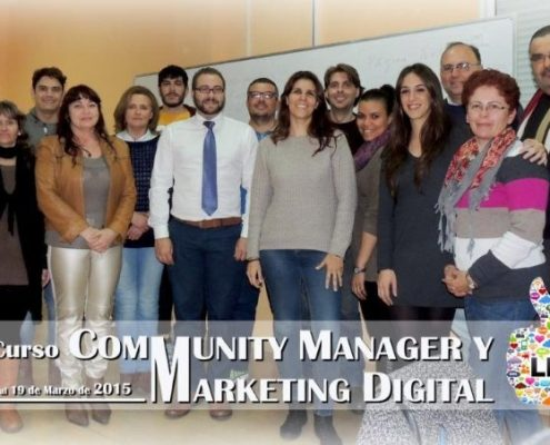 curso community manager y marketing digital - SEPE - alumnos - pedropluque