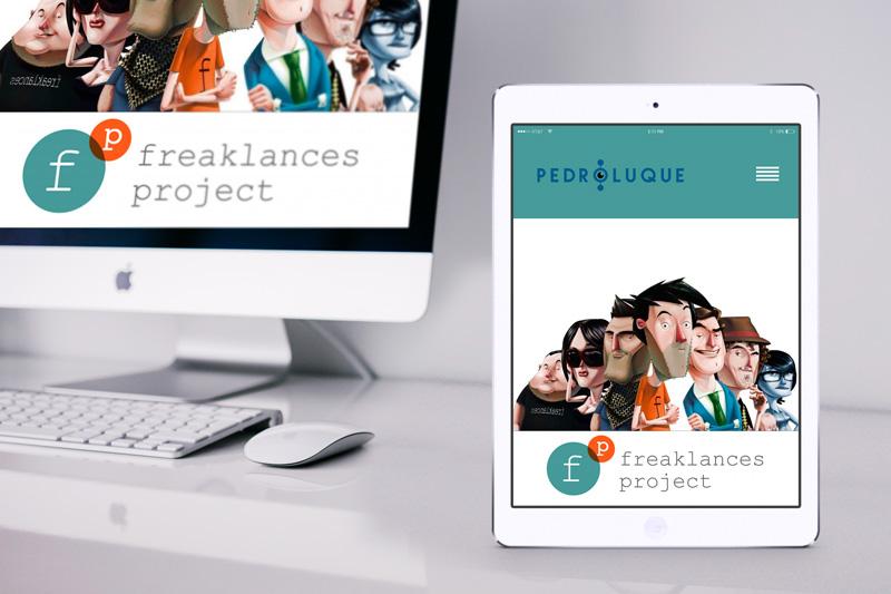 freaklances project - freaktualidad - pedropluque