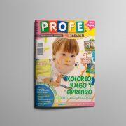 Coordinador de contenidos y redactor en profe de infantil - pedropluque