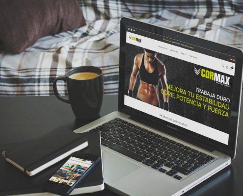 Cormax Fitness - pedropluque