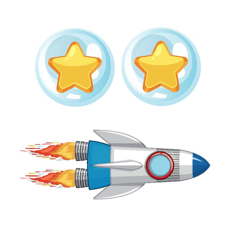 badget 2 gamificación en el espacio