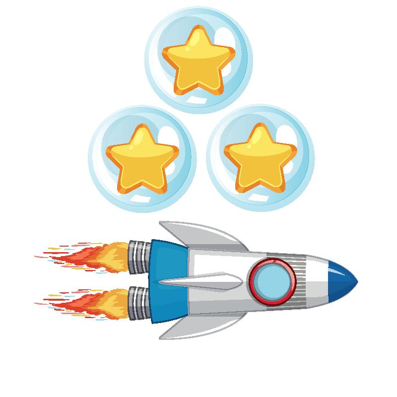 badget 3 gamificación en el espacio