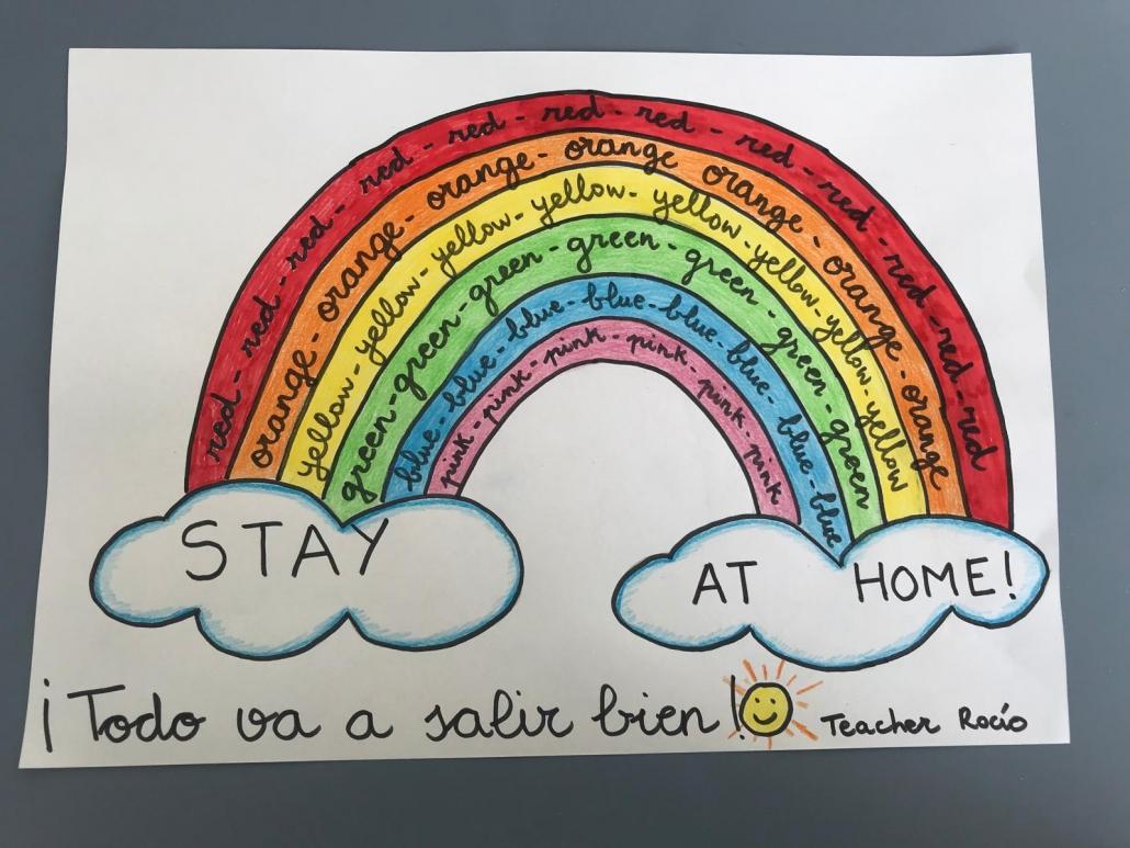 Recopilación de recursos de infantil para casa Stay at home