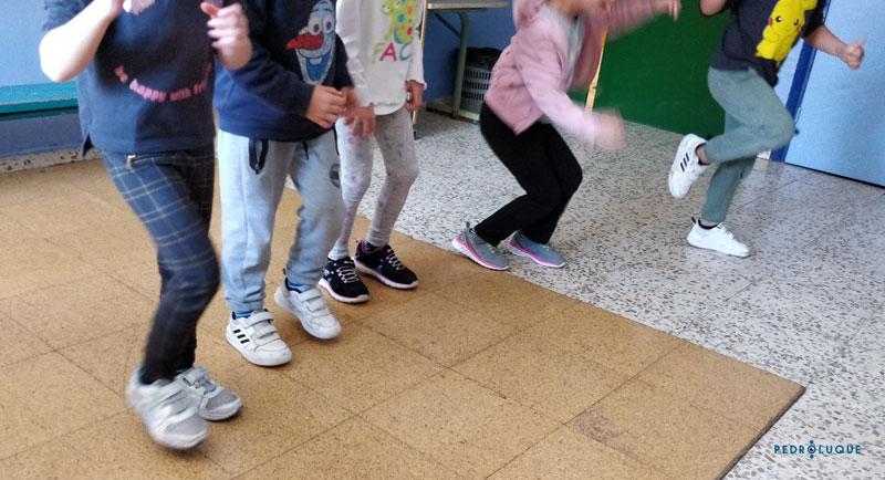 día del flamenco en educación infantil bailaores